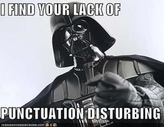 darthvaderpunctuation